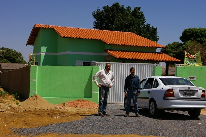 Casa em Luziania